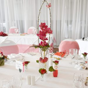 Orchid table design