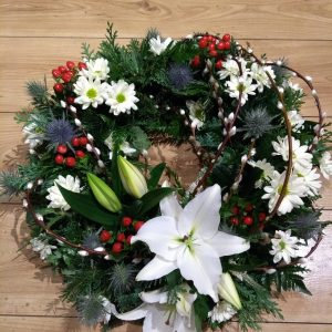 Larger Style Wreath