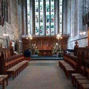 Large altar arrangements