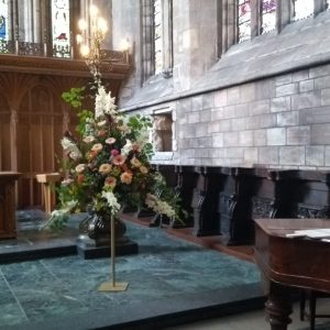 Large altar arrangements