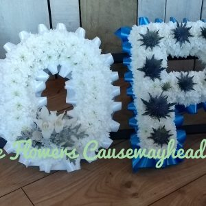 Personalised Named Letters