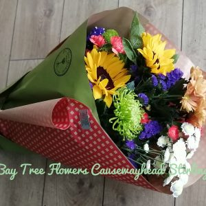 Bay Tree Seasonal Bouquet