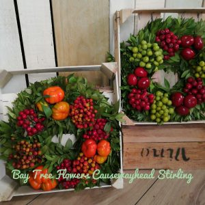 Turkish Wreath