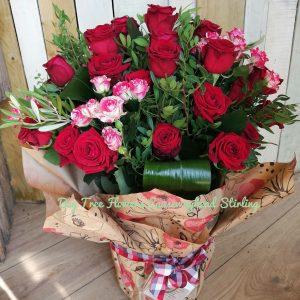 Rose Spectacular Vase